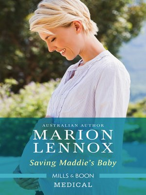 cover image of Saving Maddie's Baby