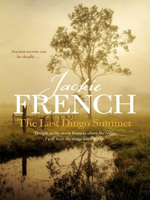 cover image of The Last Dingo Summer