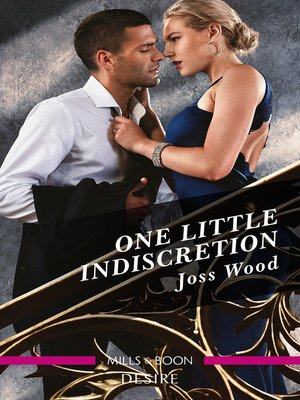 cover image of One Little Indiscretion
