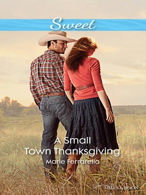 cover image of A Small Town Thanksgiving