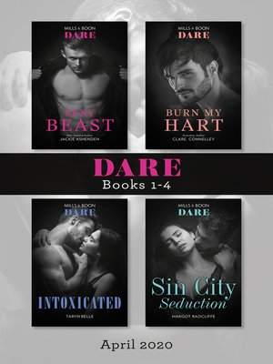 cover image of Dare Box Set 1-4