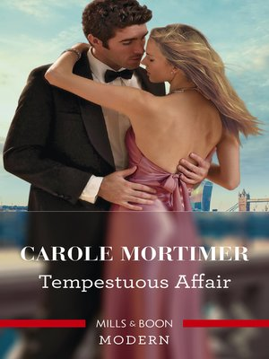 cover image of Tempestuous Affair