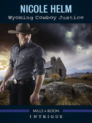 cover image of Wyoming Cowboy Justice