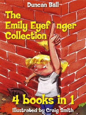 cover image of The Emily Eyefinger Collection