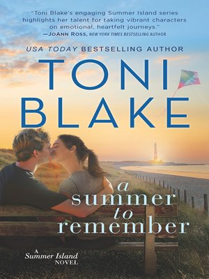 cover image of A Summer to Remember