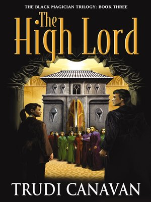 cover image of The High Lord