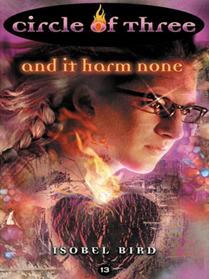 cover image of Circle of Three- Book 13: And It Harm None