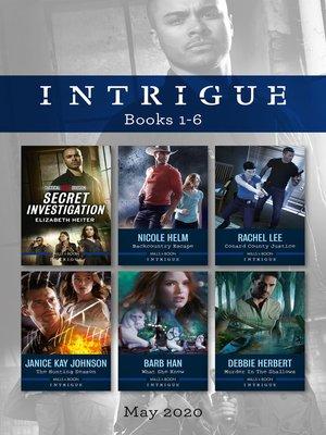 cover image of Intrigue Box Set 1-6 May 2020