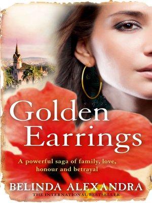 cover image of Golden Earrings