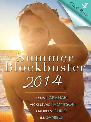 cover image of Summer Blockbuster 2014--4 Book Box Set