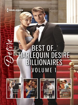 cover image of Best of...Harlequin Desire Billionaires, Volume 1