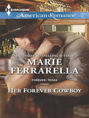 cover image of Her Forever Cowboy