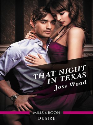 cover image of That Night in Texas