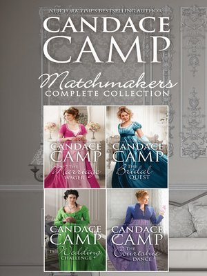 cover image of Matchmakers Complete Collection