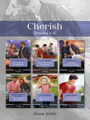 cover image of Cherish Box Set 1-6 June 2020