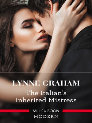 cover image of The Italian's Inherited Mistress