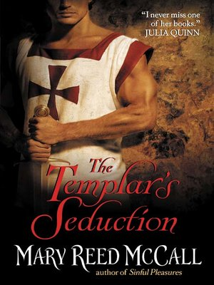 cover image of The Templar's Seduction