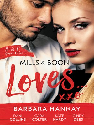 cover image of Mills & Boon Loves...--5 Book Box Set