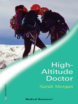 cover image of High-Altitude Doctor