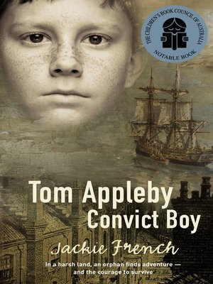 cover image of Tom Appleby, Convict Boy