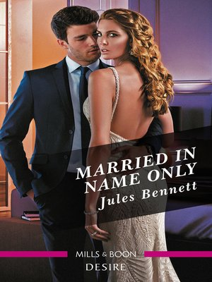 cover image of Married in Name Only