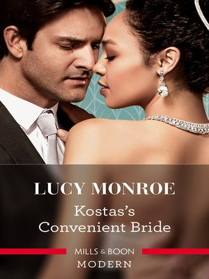 cover image of Kostas's Convenient Bride