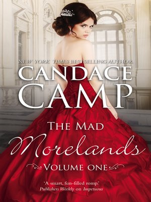 cover image of The Mad Morelands, Volume 1