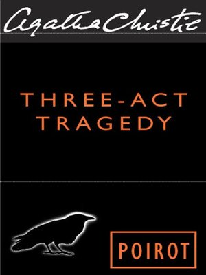 cover image of Three-Act Tragedy