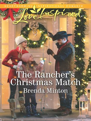 cover image of The Rancher's Christmas Match