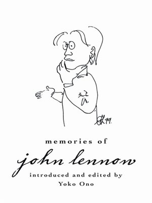 cover image of Memories of John Lennon