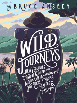 cover image of Wild Journeys
