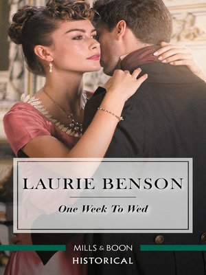 cover image of One Week to Wed
