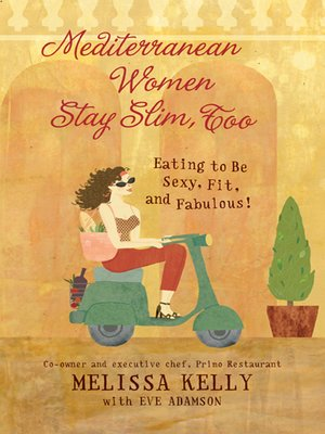 cover image of Mediterranean Women Stay Slim, Too