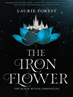 cover image of The Iron Flower