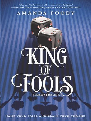 cover image of King of Fools
