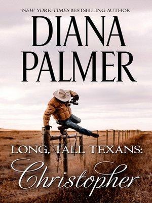 cover image of Long, Tall Texans--Christopher (novella)