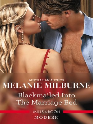 cover image of Blackmailed Into the Marriage Bed