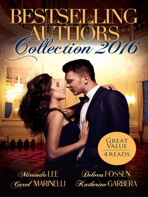 cover image of Bestselling Authors Collection 2016--4 Book Box Set