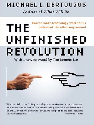 cover image of The Unfinished Revolution