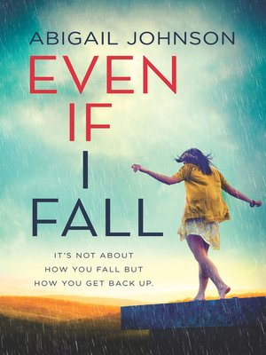 cover image of Even If I Fall