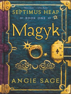 cover image of Magyk