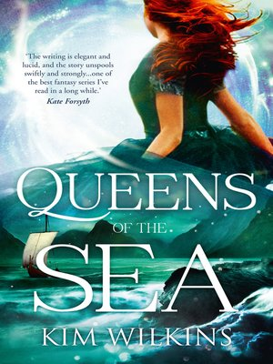 cover image of Queens of the Sea