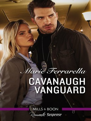 cover image of Cavanaugh Vanguard