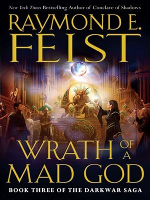cover image of Wrath of a Mad God