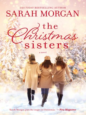 cover image of The Christmas Sisters