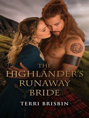cover image of The Highlander's Runaway Bride