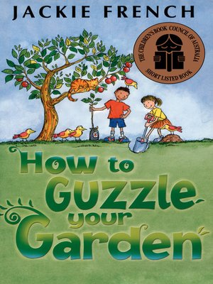 cover image of How to Guzzle Your Garden