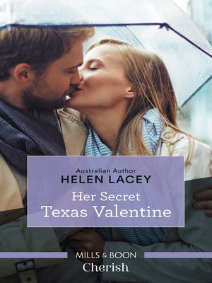cover image of Her Secret Texas Valentine