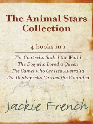 cover image of The Animal Stars Collection