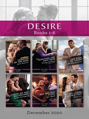 cover image of Desire Box Set 1-6 Dec 2020